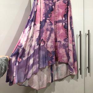 Tiger of Sweden Dresses - Tie dye Hi-low dress
